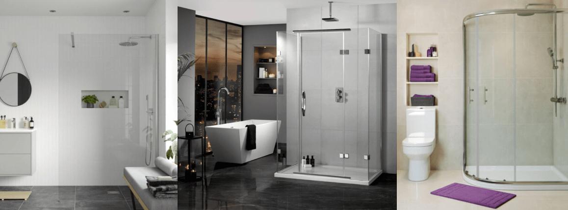 Выбор душевой кабины и аксессуары для ванной комнаты