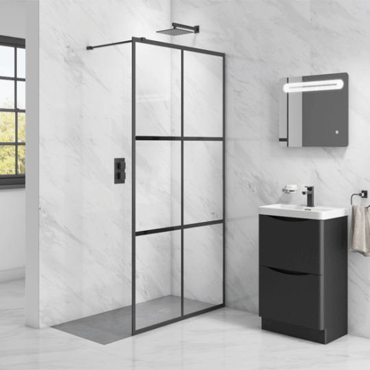 Black Bathrooms: 7 ways to create the perfect space