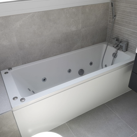 How To Install A Whirlpool Bath