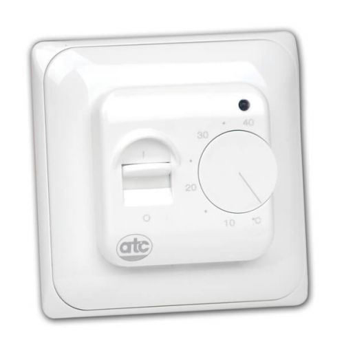 Electronic Thermostat for Electrical Underfloor Heating - 10660