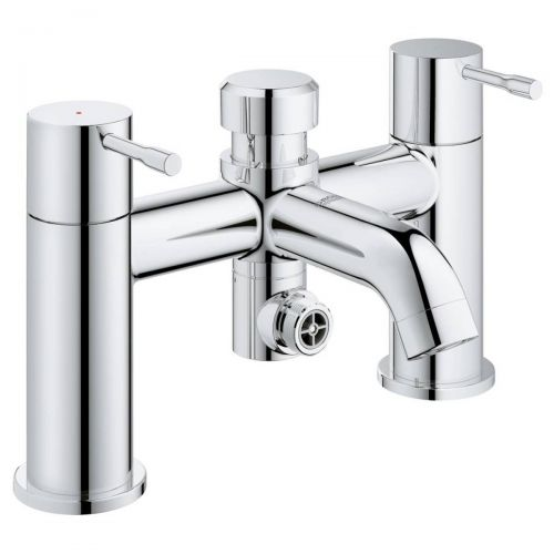 Grohe Essence 25173001 Deck Mounted Bath Shower Mixer - 8694