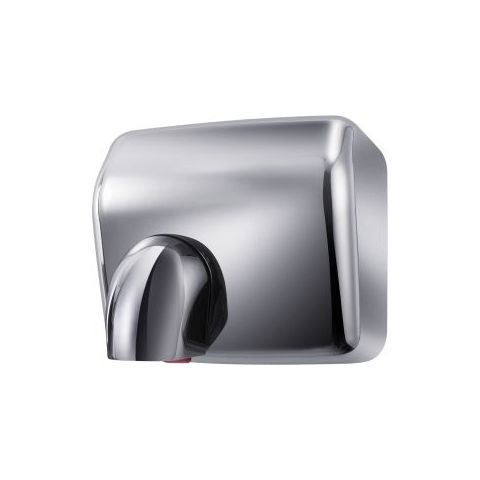 Ascot Dryer - Polished Stainless Steel - 12950