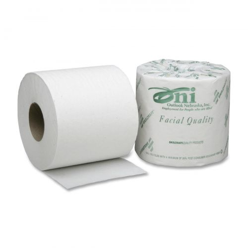 Stream-line Autocut Paper Roll White 1-ply 6 Rolls/Case - 12961