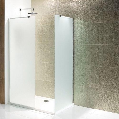 Kiimat Frost 700mm Wetroom Panel (13797)