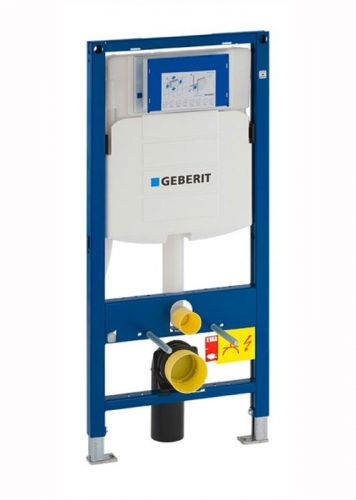 Geberit Duofix 1120mm WC Frame with Sigma UP320 12cm Cistern 111.383.00.5 (13825)