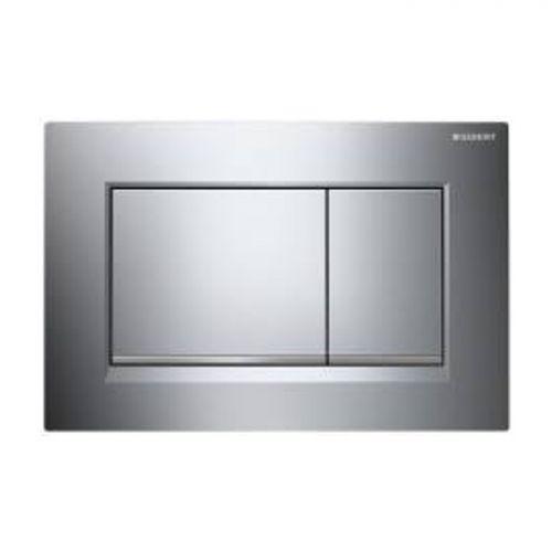 Geberit Sigma30 Dual Flush Plate - Gloss Chrome 115.883.KH.1 (13838)