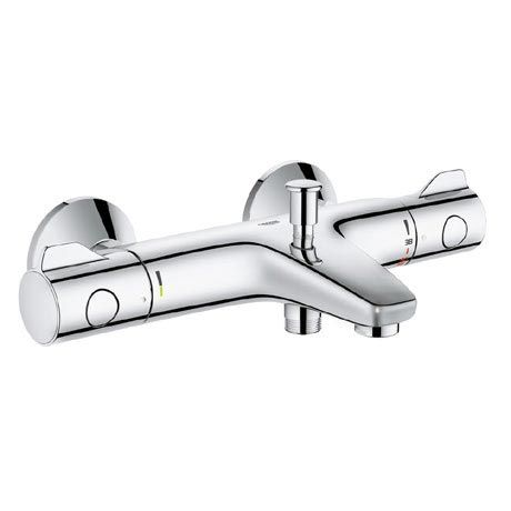 Grohtherm 800 Thermostatic Bath/Shower Mixer 1/2