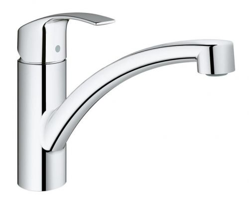 Grohe Eurosmart Single-Lever Kitchen Tap - 13865