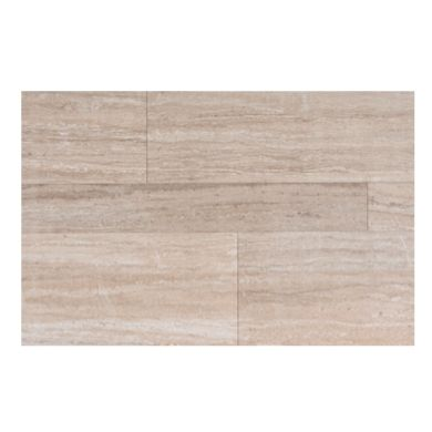 Grosfillex Dune White Tile Effect Wall Panelling - 11832