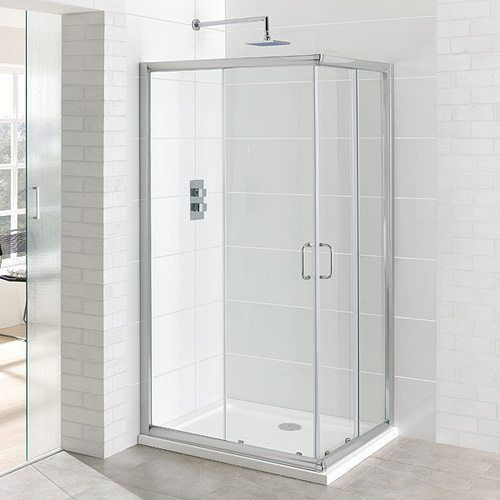 Vantage 1000 x 800mm Corner Entry Shower Enclosure (12881)