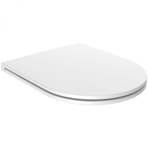 Middle D Style Slimline Soft Close Toilet Seat (15091)