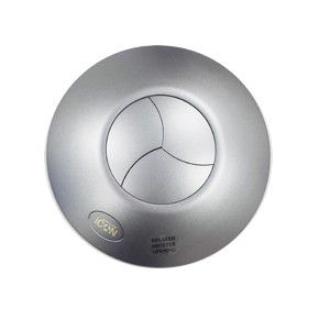 Airflow iCON15 Cover - Silver - 9216