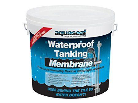 Everbuild Aquaseal Waterproof Tanking Membrane 5 Litre - 9219
