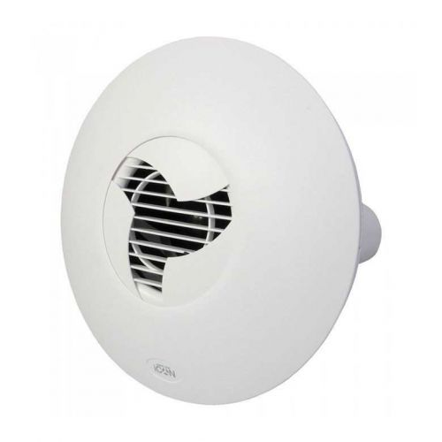 Airflow iCON 30 Extractor Fan Mains 100mm with Auto-Iris - 9233