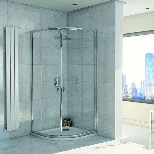 Kiimat Eight² 800mm Quadrant Shower Enclosure (19288)
