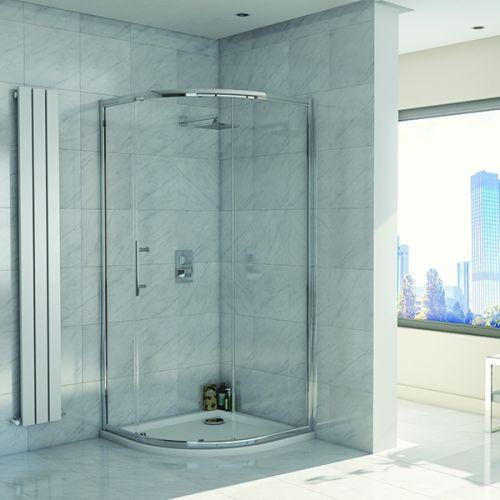 Kiimat Eight² 800mm Single Door Quadrant Shower Enclosure (19294)