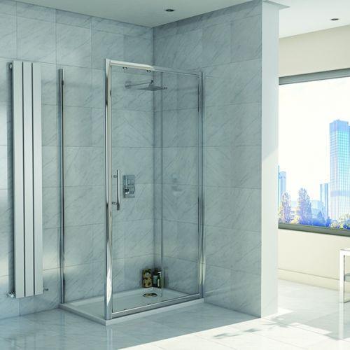 Kiimat Eight² 1600mm Sliding Shower Door (19304)