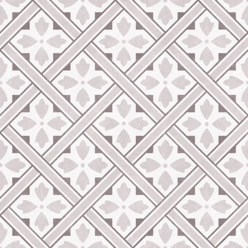 Alhambra 45 x 45cm Pattern Tile - 1.62sqm perbox (20731)