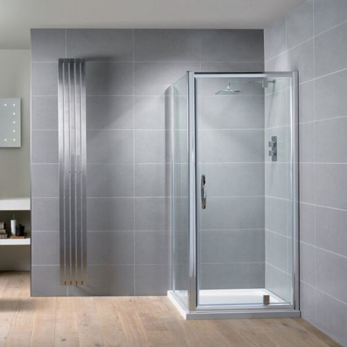 Aquadart Venturi 8 760mm Pivot Shower Door (19044)