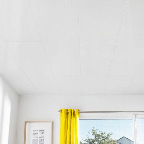 Grosfillex Attitude Ceiling Panel - White - 11844