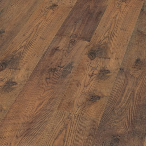 Bakersfield Chestnut 10mm Laminate Wooden Flooring - 1.72sqm per pack - 14082