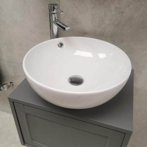 Objekt Ceramica Odesa 420mm Counter Top Basin (11074)