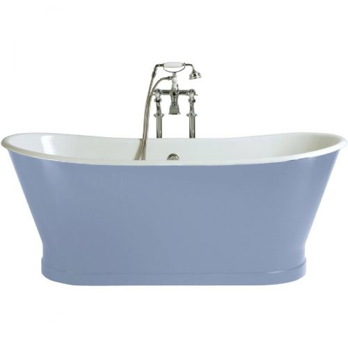Heritage Madeira Freestanding Cast Iron Double Ended Bath  (7563)