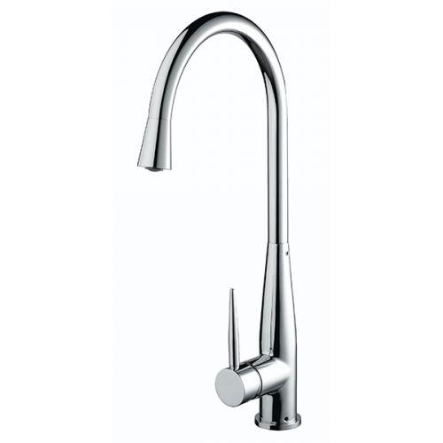 Bristan Champagne Easy Fit Monobloc Kitchen Sink Mixer - Chrome (19493)