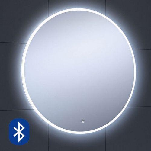 Circa 600mm Round Bluetooth LED Mirror (19400)