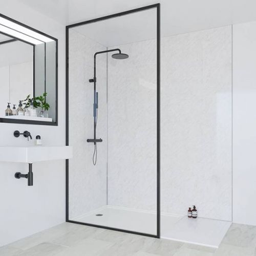 Multipanel Classic Collection Classic Marble 598mm Shower Panel (9609)