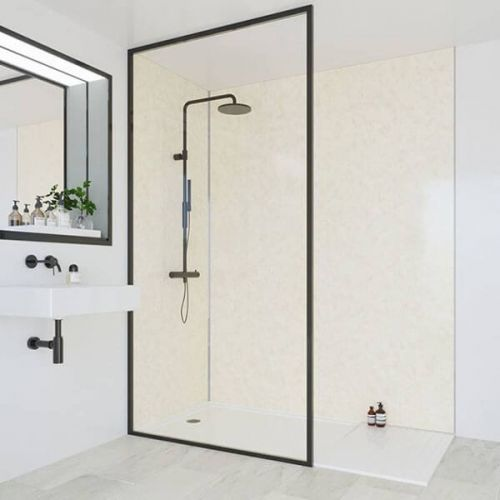 Multipanel Classic Collection Natural India 1200mm Shower Panel (9549)
