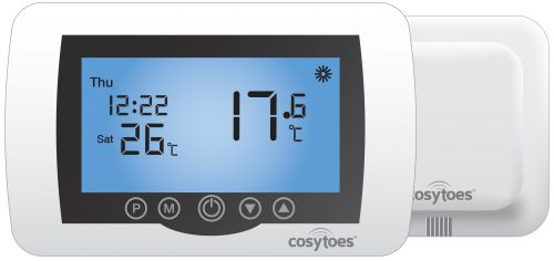 Cosytoes Wireless Timerstat for Electrical Underfloor Heating - 10676