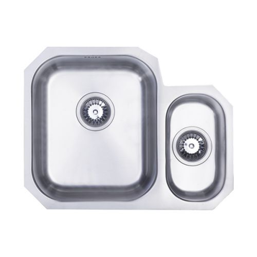 Prima Undermount 1.5 Bowl Sink Left Hand - Stainless Steel Finish (13219)