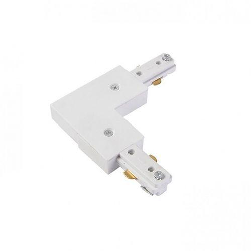 Forum Culina CUL-21647 Aluminium L Connector - White - 18372