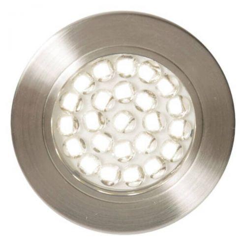 Forum Culina CUL-21624 Pozza Circular LED Under Cabinet Light 4000k (18358)