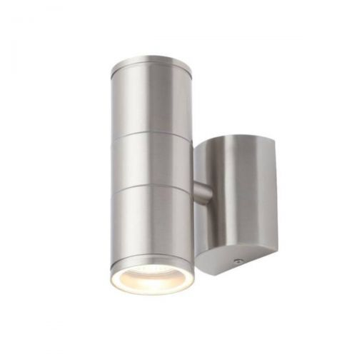 Forum Coast CZ-29320-SST Islay Up/Down LED Wall Light - Stainless Steel (20615)