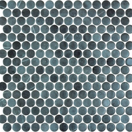 Penny Nordic Stone 28.6 x 28.6cm Mosaic Sheet (20443)