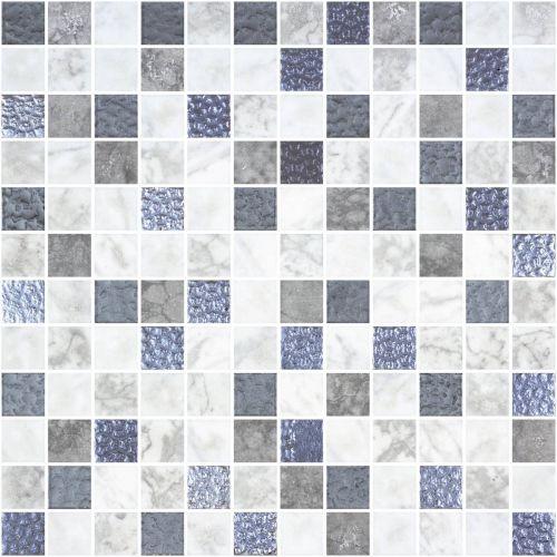 Livorno Square 31.1 x 31.1cm Mosaic Sheet (20480)