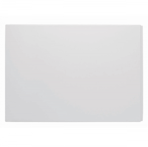 White Gloss End Panel