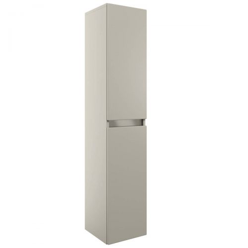 Moods Bathrooms To Love Carino 300mm Wall Mounted Tall Unit - Latte (20408)