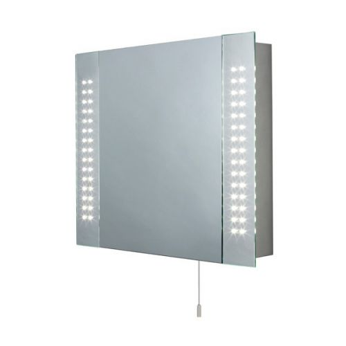 Moods Bathrooms to Love Nova 650 x 600mm LED Mirrored Cabinet (7786)