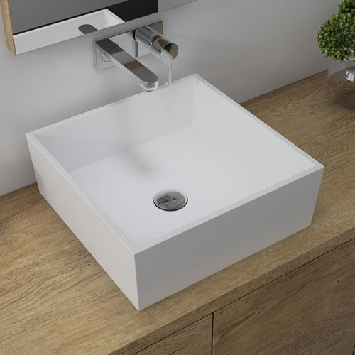 Moods Bathrooms to Love Sabina Square Washbowl (18527)