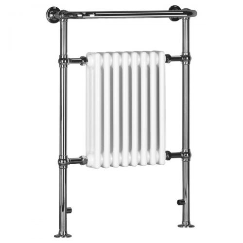 Moods Bathrooms to Love Eterno 2 965 x 673mm Traditional Radiator (20305)