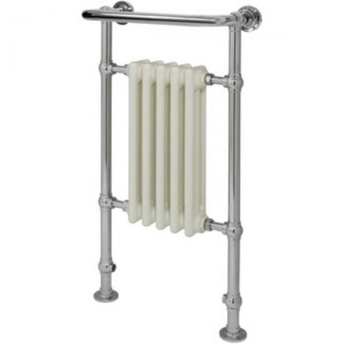 Moods Bathrooms to Love Eterno 2 965 x 6538mm Traditional Radiator (20306)