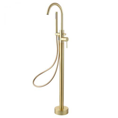 Floor Standing Bath Shower Mixer Tap