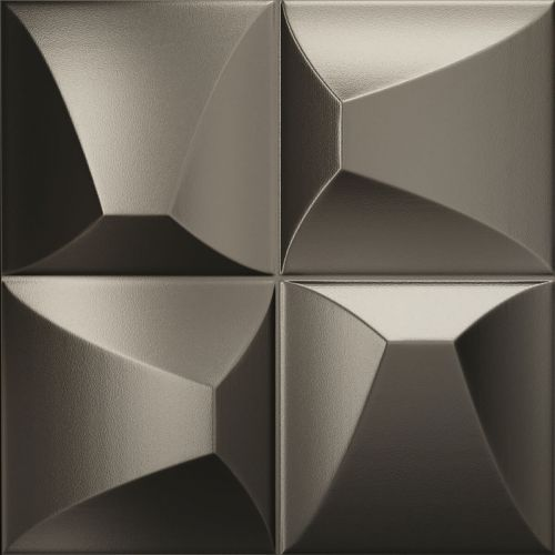 Metallic Feature Tile