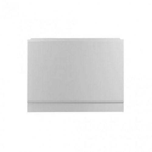 Verona Waterproof 800mm Bath End Panel - Gloss White (14311)