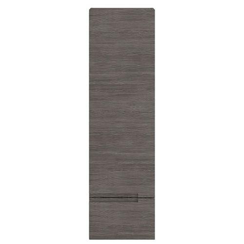 Hudson Reed Urban 400mm Tall Unit - Brown Grey Avola FMU562 (17466)