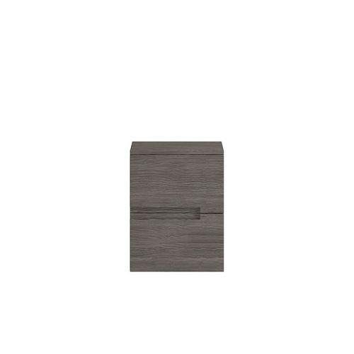 Hudson Reed Urban 400mm Side Cabinet - Brown Grey Avola FMU592 (17467)
