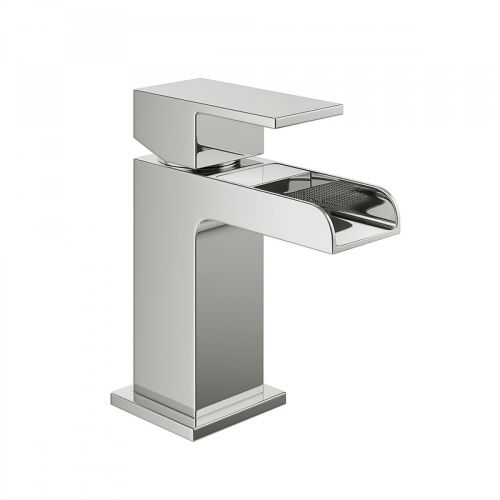 Eliseo Ricci Free Fall Mini Basin Mixer Tap inc. Waste - 8621